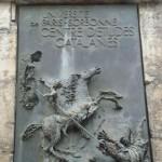 Saint-Georges et le dragon, Centre d'études catalanes