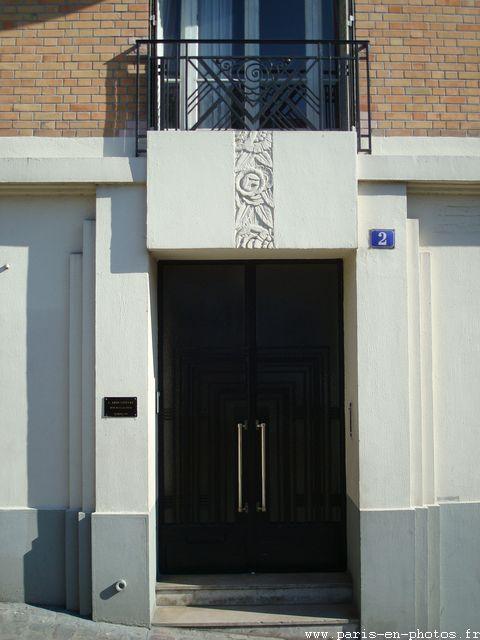 porte 2 place jean-baptiste clément