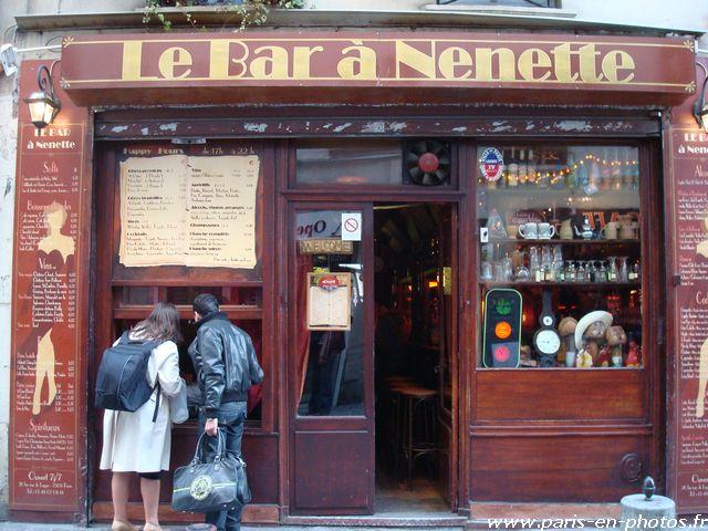 bar à nénette