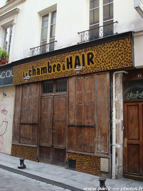 chambre à hair