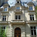 Façade près du parc Monceau