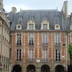 La Maison de Victor Hugo, place des Vosges