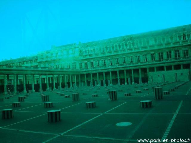 palais royal vert