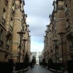 La rue Jean Fautrier