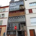 L'Alsace stylisée au 37 rue Damesme