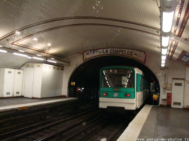 métro quai abbesses