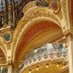 Balcon des Galeries Lafayette