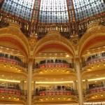 Balcons des Galeries Lafayette