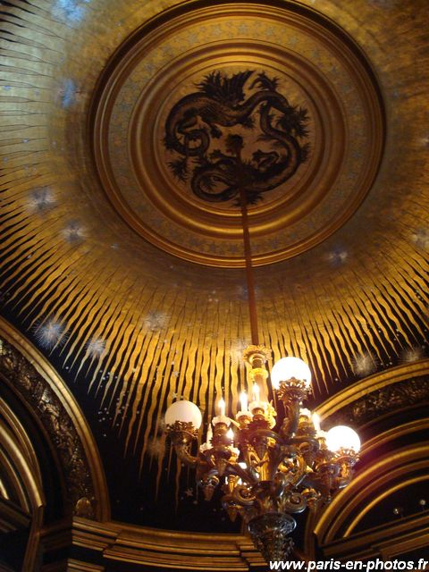 cabinet Opéra Garnier