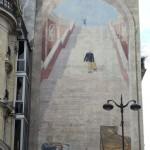 Fresque musicale 17 rue Etienne Marcel