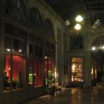 La Galerie Vivienne by night