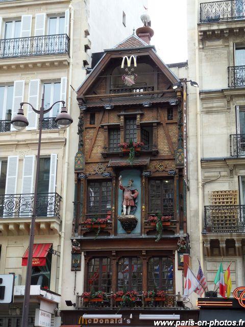 McDo 119 rue Saint-Lazare