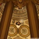 Les reflets du Palais Garnier