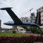 L'avion de la DGA