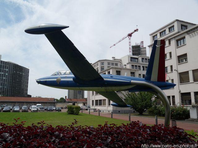 avion direction générale armement