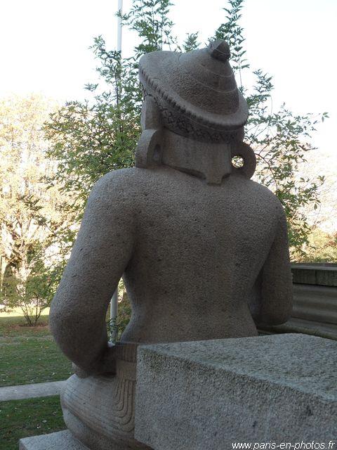 énigme statue