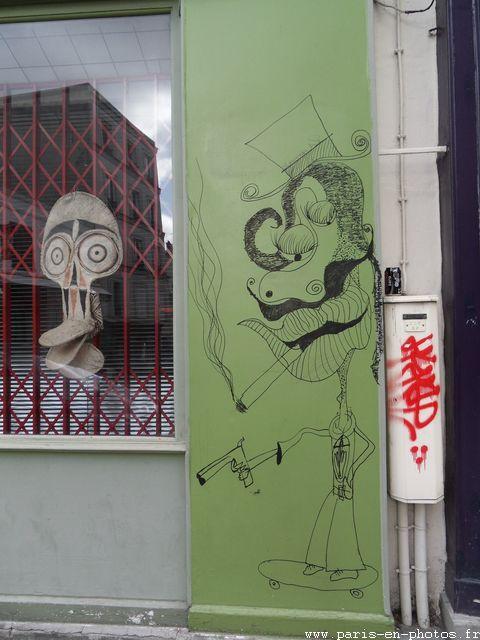 graffiti 18 gabrielle