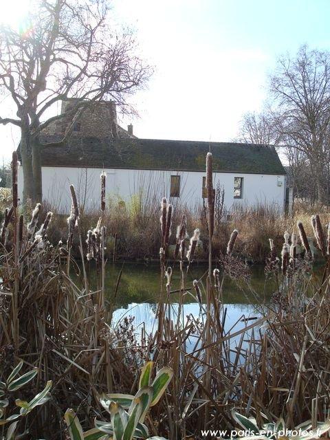 maison du lac parc bercy