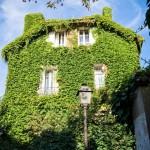 La verdure du 20e arrondissement