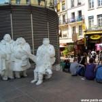 Les touristes d'Elisabeth Buffoli