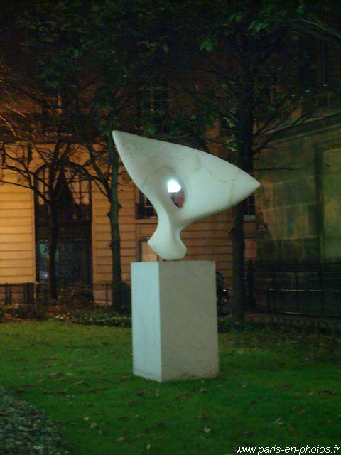 sculpture square ministère défense
