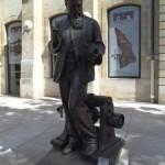 Enigme de la statue de bronze