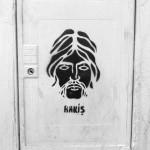 Graffiti de Jésus