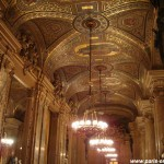 Grand Foyer de l'Opéra Garnier