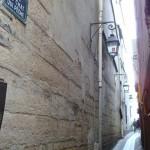 La rue la plus étroite