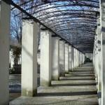 Tonnelle du parc de Bercy