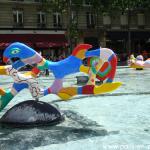 Le perroquet de Niki de Saint-Phalle