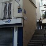 La rue la plus courte de Paris