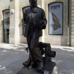 Statue de Zénobe Gramme