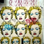 Graffiti Marylin Monroe