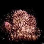 Le feu d'artifice du 14 juillet 2010