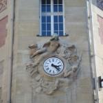 Horloge du Bottin Mondain