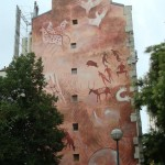 Lascaux en graffiti