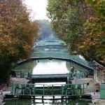 Les écluses du Canal Saint-Martin