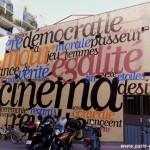 Les mots du cinéma MK2 Quai de Seine