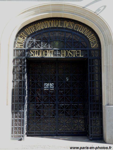 Foyer des tudiantes du boulevard st michel paris en photos for Foyer international des etudiantes