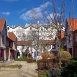 La petite Alsace, rue Daviel