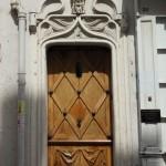 Porte médiévale, rue Durantin