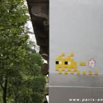Space invader péteur