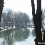 Promenade au Canal Saint Martin