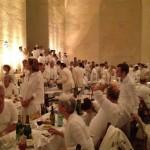 Dîner en Blanc 2012 à Versailles