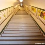 Enigme des escaliers