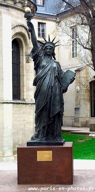 énigme statue liberté