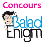 Concours : Gagnez 5 Balades-énigmes !