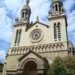 L'église Sainte-Anne de la Butte aux Cailles