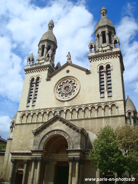 église Sainte-Anne Paris
